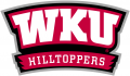 Western Kentucky Hilltoppers 1999-Pres Wordmark Logo 01 iron on sticker