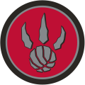 Toronto Raptors 2011-2015 Alternate Logo 1 iron on sticker