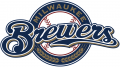Milwaukee Brewers 2018-2019 Alternate Logo iron on sticker