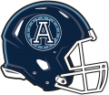 Toronto Argonauts 2018-Pres Helmet Logo iron on sticker