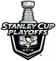 Pittsburgh Penguins 2013 14 Event Logo iron on sticker