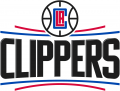 Los Angeles Clippers 2015-2016 Pres Primary Logo iron on sticker