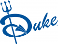 Duke Blue Devils 1992-Pres Alternate Logo decal sticker