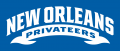 New Orleans Privateers 2013-Pres Wordmark Logo 06 iron on sticker