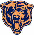 Chicago Bears 1963-1998 Alternate Logo decal sticker
