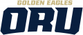 Oral Roberts Golden Eagles 2017-Pres Secondary Logo iron on sticker