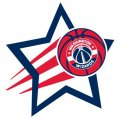 Washington Wizards Basketball Goal Star logo iron on sticker