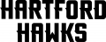 Hartford Hawks 2015-Pres Wordmark Logo 05 decal sticker