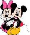 Mickey Mouse Logo 30 decal sticker