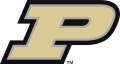 Purdue Boilermakers 2012-Pres Primary Logo iron on sticker