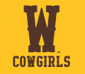 Wyoming Cowboys 2013-Pres Alternate Logo 04 iron on sticker