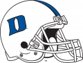 Duke Blue Devils 2008-2009 Helmet Logo decal sticker