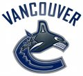 Vancouver Canucks Plastic Effect Logo decal sticker
