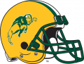 North Dakota State Bison 2000-2011 Helmet decal sticker