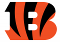 Cincinnati Bengals 2004-Pres Primary Logo iron on sticker