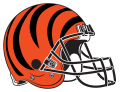 Cincinnati Bengals 1981-Pres Helmet Logo iron on sticker