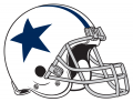 Dallas Cowboys 1960-1963 Helmet Logo decal sticker