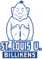 Saint Louis Billikens 1958-1970 Primary Logo iron on sticker