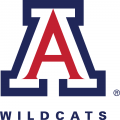 Arizona Wildcats 2013-Pres Alternate Logo 04 decal sticker