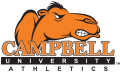 Campbell Fighting Camels 2005-2007 Wordmark Logo 04 decal sticker