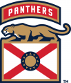 Florida Panthers 2016 17-Pres Alternate 01 Logo iron on sticker