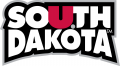 South Dakota Coyotes 2004-2011 Wordmark Logo 02 iron on sticker
