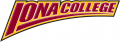 Iona Gaels 2003-2012 Wordmark Logo 01 iron on sticker