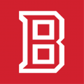 Bradley Braves 2012-Pres Alt on Dark Logo iron on sticker