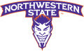 Northwestern State Demons 2008-Pres Secondary Logo decal sticker