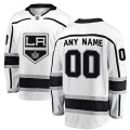 Los Angeles Kings Custom Letter and Number Kits for White Jersey