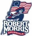 Robert Morris Colonials 2006-Pres Alternate Logo 01 iron on sticker