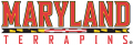 Maryland Terrapins 1997-Pres Wordmark Logo 02 decal sticker