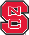 North Carolina State Wolfpack 2006-Pres Primary Logo decal sticker