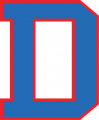DePaul Blue Demons 1998 Alternate Logo iron on sticker