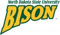 North Dakota State Bison 2005-2011 Wordmark Logo 01 decal sticker