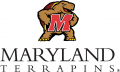 Maryland Terrapins 2001-Pres Alternate Logo 03 decal sticker