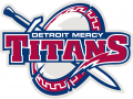 Detroit Titans 2016-Pres Primary Logo iron on sticker
