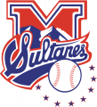 Monterrey Sultanes 2000-Pres Primary Logo iron on sticker