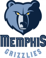 Memphis Grizzlies 2004-2017 Primary Logo decal sticker