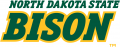 North Dakota State Bison 02 decal sticker