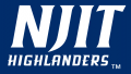NJIT Highlanders 2006-Pres Wordmark Logo 05 iron on sticker