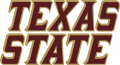Texas State Bobcats 2003-2007 Wordmark Logo decal sticker
