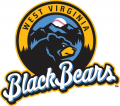 West Virginia Black Bears 2015-Pres Primary Logo decal sticker