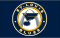 St. Louis Blues 2008 09-2016 17 Jersey Logo decal sticker