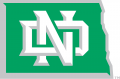 North Dakota Fighting Hawks 2012-2015 Alternate Logo 04 iron on sticker