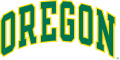 Oregon Ducks 1991-1998 Wordmark Logo decal sticker