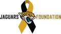 Jacksonville Jaguars 2013-Pres Charity Logo 01 iron on sticker