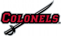 Nicholls State Colonels 2009-Pres Wordmark Logo 03 iron on sticker