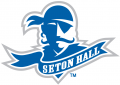 Seton Hall Pirates 2009-Pres Secondary Logo decal sticker