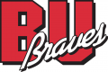 Bradley Braves 1989-2011 Primary Logo iron on sticker